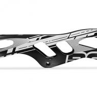 *UUS! Bont 125mm raam + kasutatud Black Magic 125mm rattad