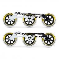 *Rollerblade 3WD 3x125mm komplekt